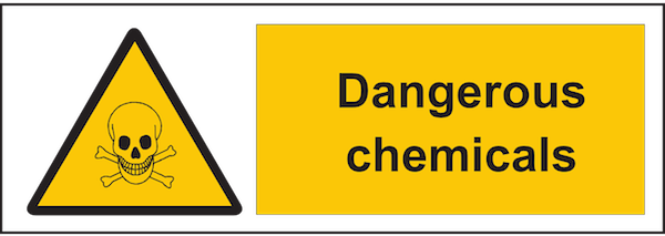 chemical sign