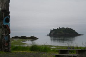 Skidegate (Haida Gwaii) - so pretty!!