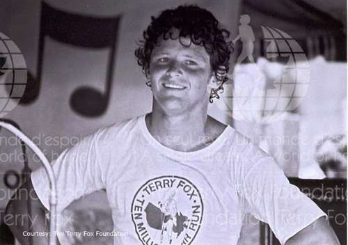 A Canadian Hero: Terry Fox